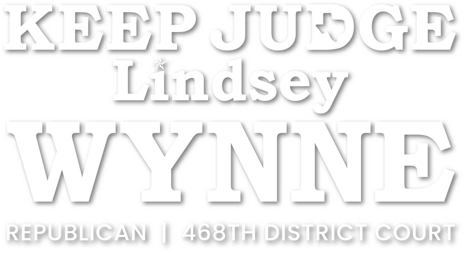 Keep Judge Lindsey Wynne Logo